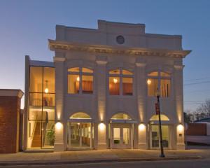 halle cultural arts center